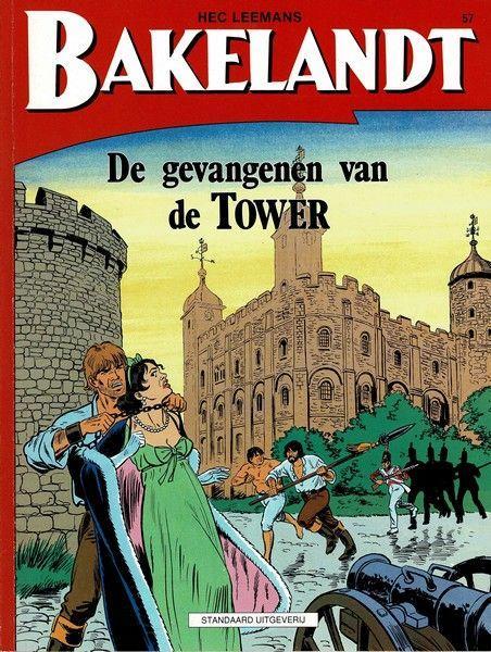 Bakelandt 57 De gevangenen van de Tower