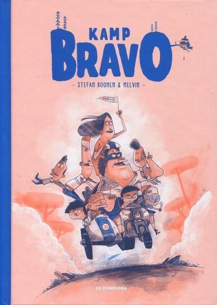 Kamp Bravo 1 Kamp Bravo