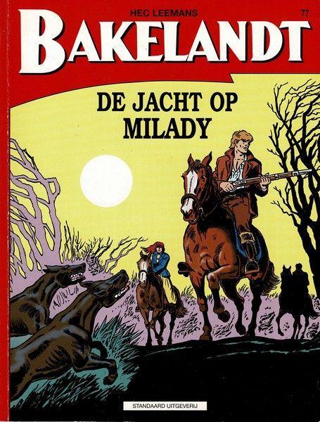 Bakelandt 77 De jacht op Milady