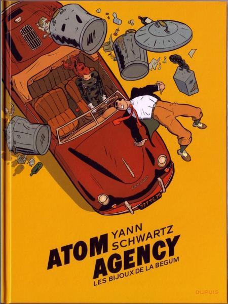 Atom Agency 1 Les bijoux de la begum