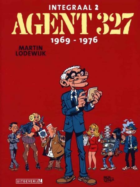 Agent 327 (Uitgeverij M/L) INT 2 1969 - 1976