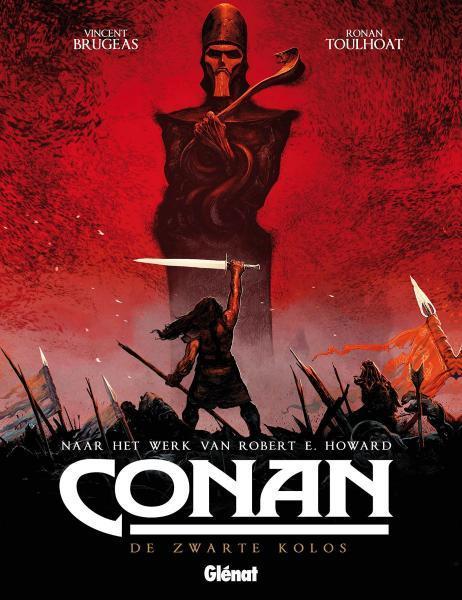Conan de avonturier 2 De zwarte kolos