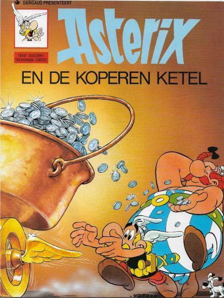 Asterix 8 Asterix en de koperen ketel