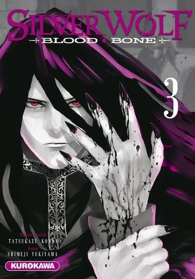 Silver Wolf - Blood Bone 3 Tome 3