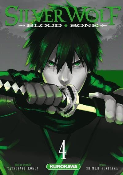 Silver Wolf - Blood Bone 4 Tome 4