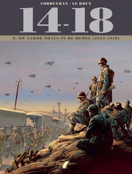 14-18 9 Op aarde zoals in de hemel (Juli 1918)
