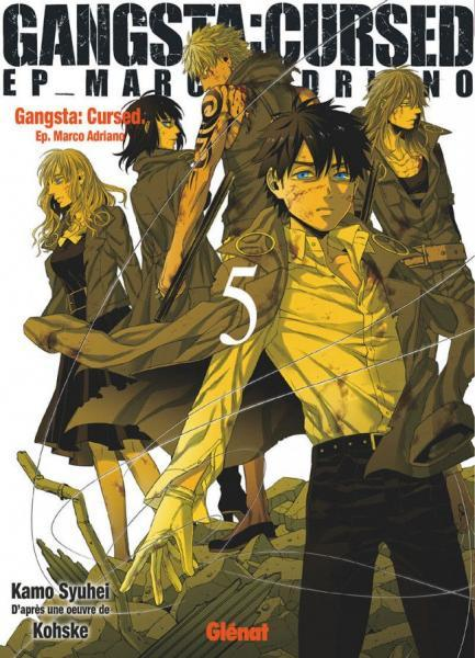 Gangsta: Cursed 5 Tome 5