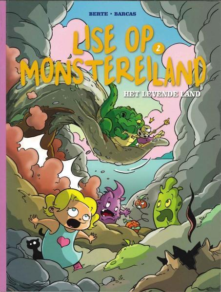 Lise op Monstereiland 2 Het levende land