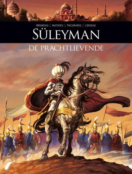 Zij schreven geschiedenis 8 Suleyman de prachtlievende