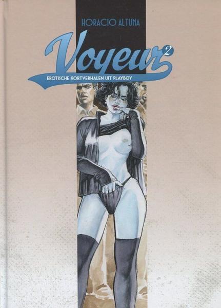 Voyeur 2 Erotische korverhalen uit Playboy, Deel 2