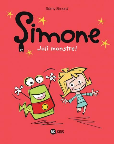 Simone, joli monstre! 1 Tome 1