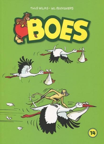 Boes (Saga) 14 Deel 14