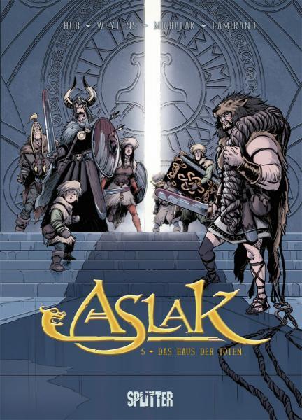 Aslak 5 Das Haus der Toten