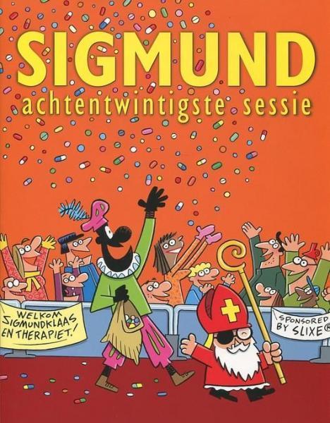 Sigmund 28 Achtentwintigste sessie