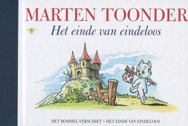 Tom Poes en heer Bommel (De Bezige Bij) A60 Het einde van eindeloos