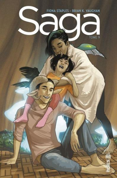 Saga (Lion/Urban Comics) 9 Tome 9