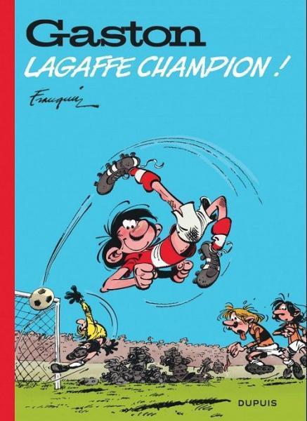 Gaston (Sélection) 7 Lagaffe champion!