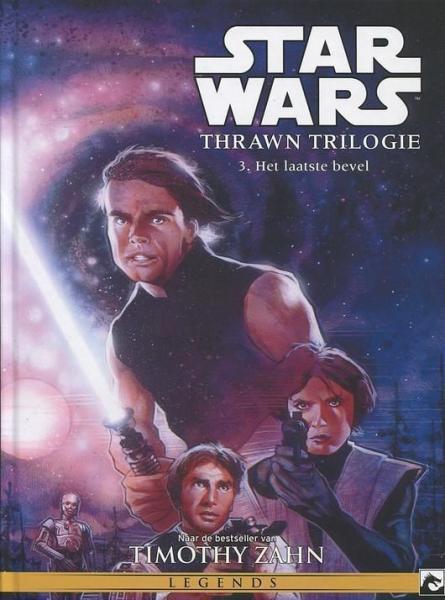 Star Wars: The Thrawn Trilogy (Dark Dragon) 3 Het laatste bevel