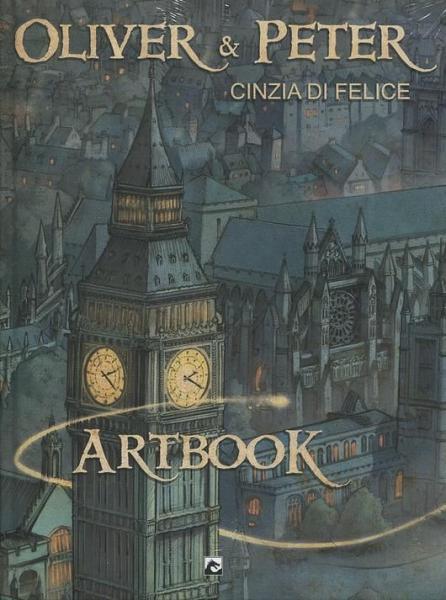 Oliver & Peter S1 Artbook