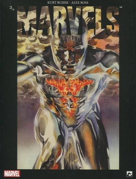 Marvels (Dark Dragon Books) 3 Deel 3