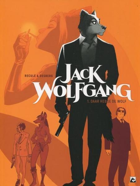 Jack Wolfgang 1 Daar heb je de wolf