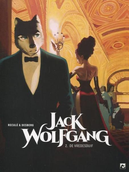 Jack Wolfgang 2 De vredesduif