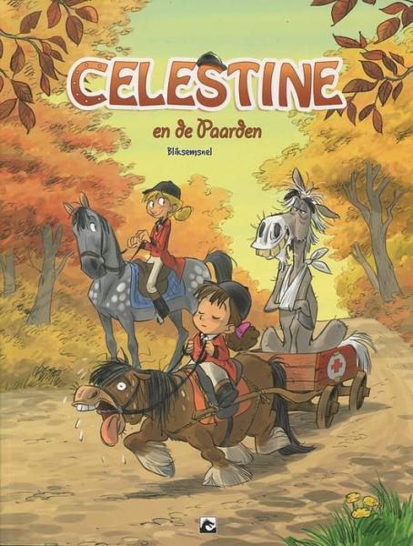 Celestine en de paarden 6 Bliksemsnel