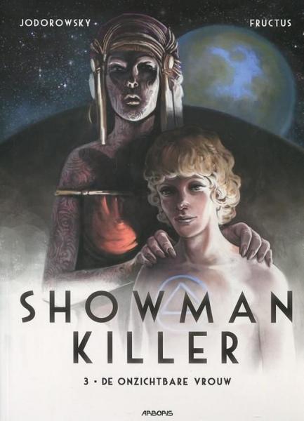 Showman Killer 3 De onzichtbare vrouw