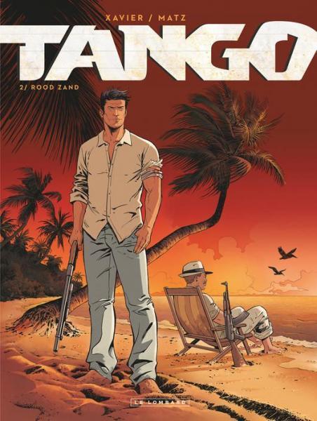 Tango (Xavier) 2 Rood zand