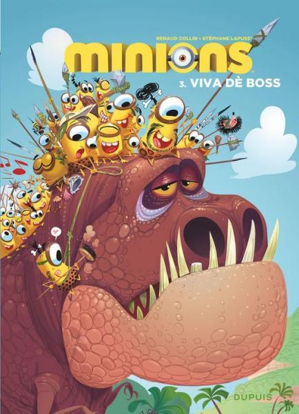 Minions 3 Viva dè boss