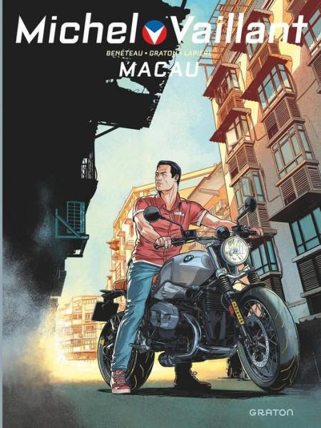 Michel Vaillant (Nieuw seizoen) 7 Macau