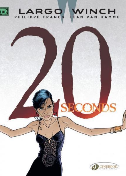 Largo Winch (Cinebook) 16 20 Seconds
