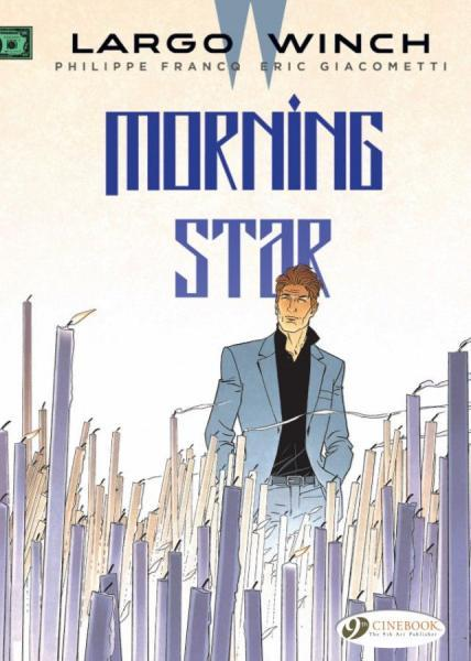 Largo Winch (Cinebook) 17 Morning star