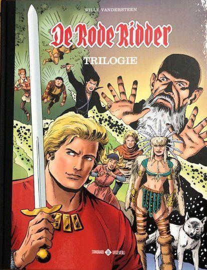 De Rode Ridder INT 20 Trilogie