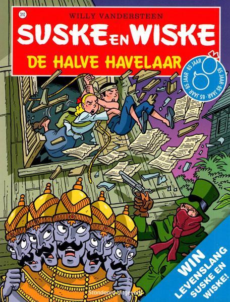 Suske en Wiske 310 De halve Havelaar
