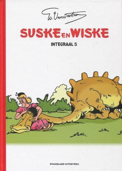 Suske en Wiske classics INT 5 Integraal 5