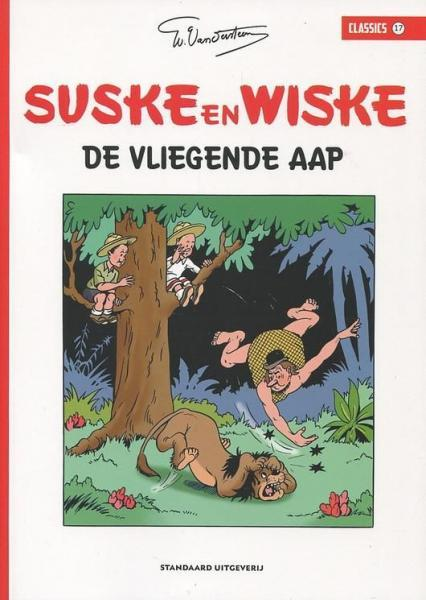 Suske en Wiske classics 17 De vliegende aap