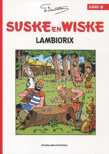 Suske en Wiske classics 18 Lambiorix