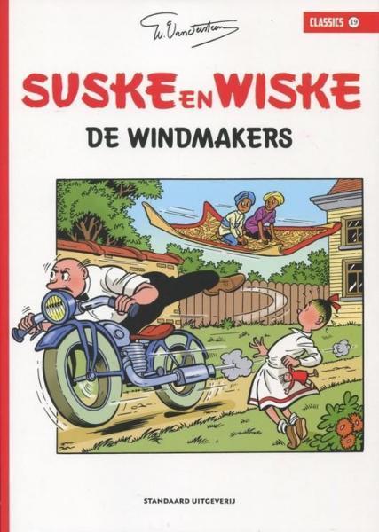 Suske en Wiske classics 19 De windmakers