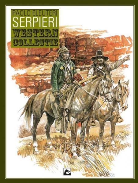 Serpieri's western collectie 3 Crazy Horse