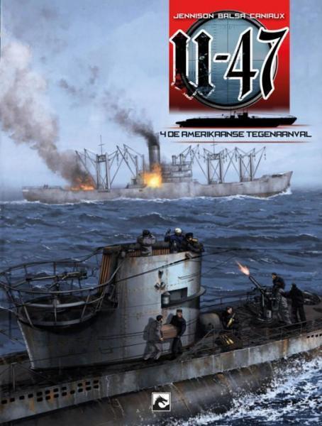 U.47 4 De Amerikaanse tegenaanval