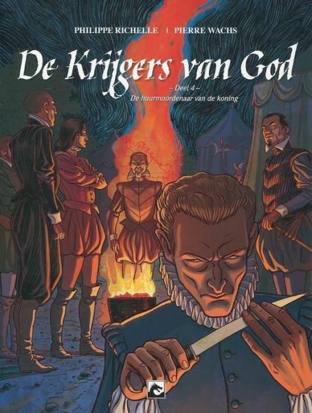 De krijgers van god 4 De huurmoordenaar van de koning
