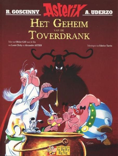 Asterix S17 Het geheim van de toverdrank