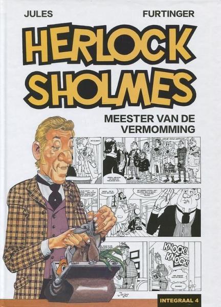 Herlock Sholmes 4 Integraal 4