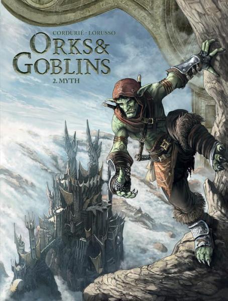 Orks & goblins 2 Myth