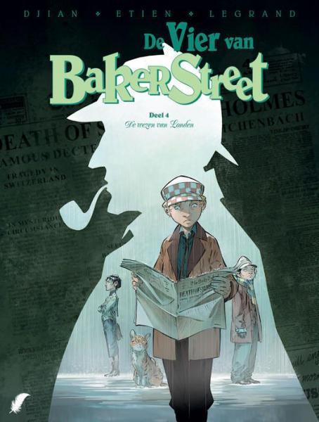 De vier van Baker Street 4 De wezen van Londen