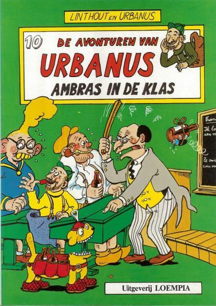Urbanus 10 Ambras in de klas