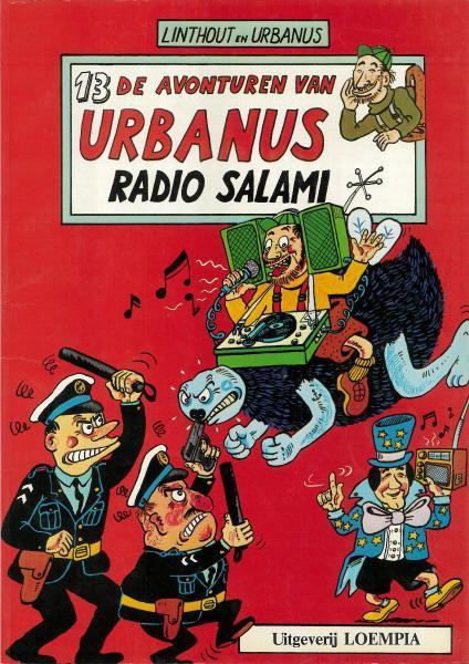 Urbanus 13 Radio Salami