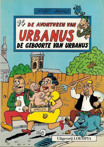 Urbanus 14 De geboorte van Urbanus