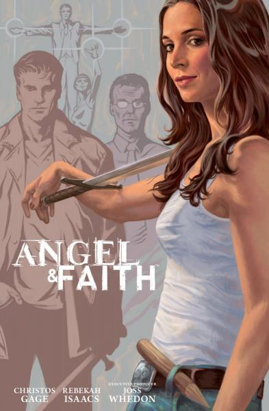 Angel & Faith INT *3 Volume 3